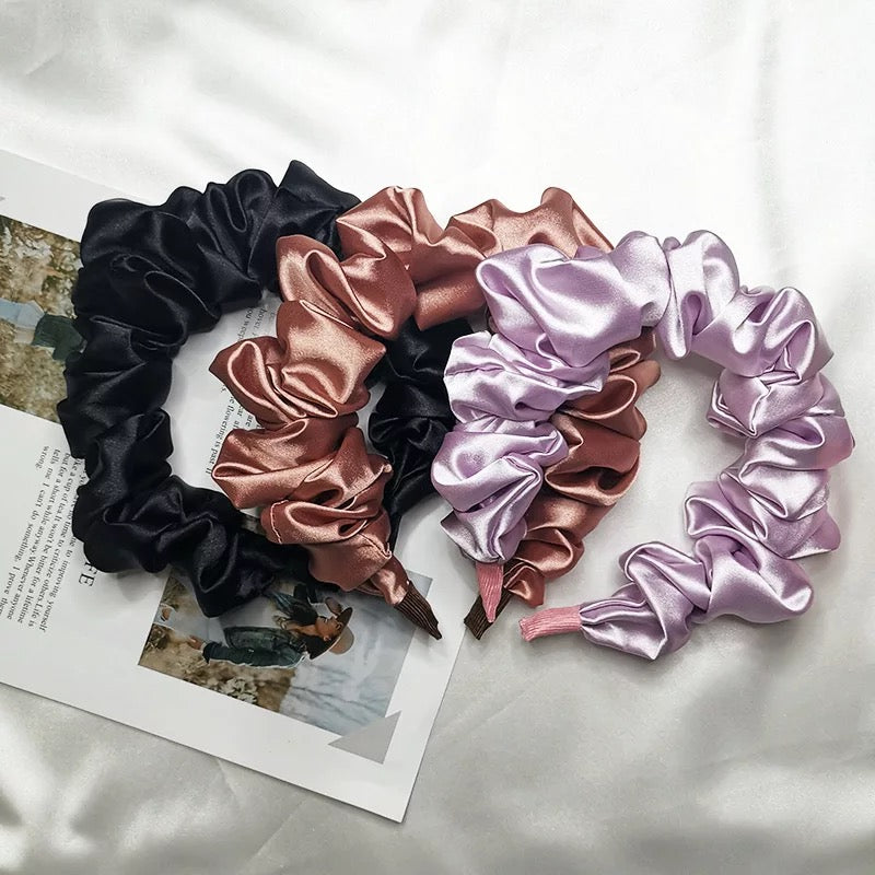Scrunchie Headband