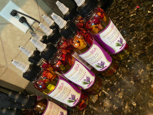 Nourishing Hair Growth Oil