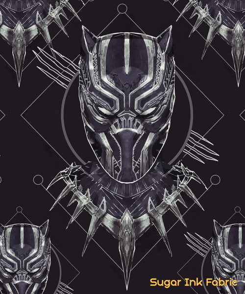 Warrior & King: Panther Mask