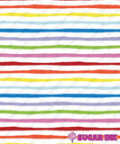 Magic Scribbles: Rainbow Stripes Coordinate