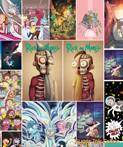 RNM: Ricksy Covers