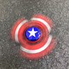 Image of Captain America Premium Fidget Spinner