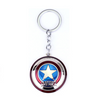 Image of Captain America Shield Keychain