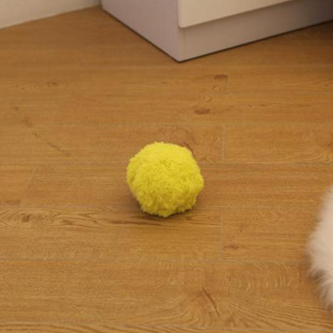 Automatic Microfiber Robotic Mop Ball