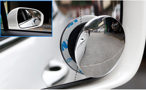 360° Wide Angle Blind Spot Mirror