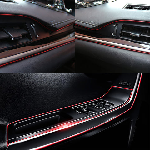 3D Car Styling Interior Decoration Sticker