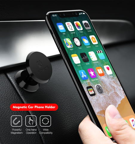 Magnetic Smartphone Dock