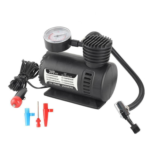 300 PSI Portable Inflator for Car Tyre