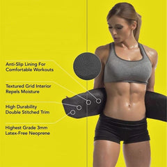 Weight Loss Sweat Belt