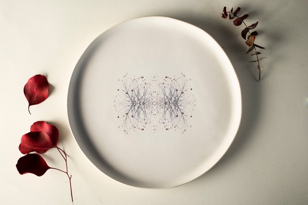 White Plate Autumn