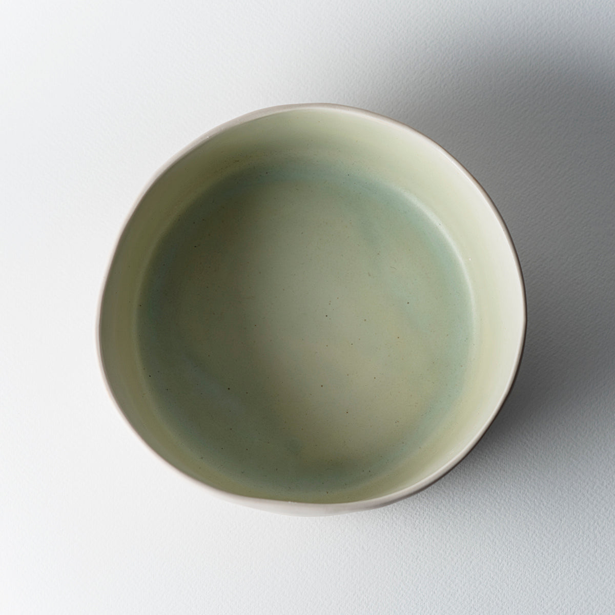 GREEN SMALL SALAD BOWL