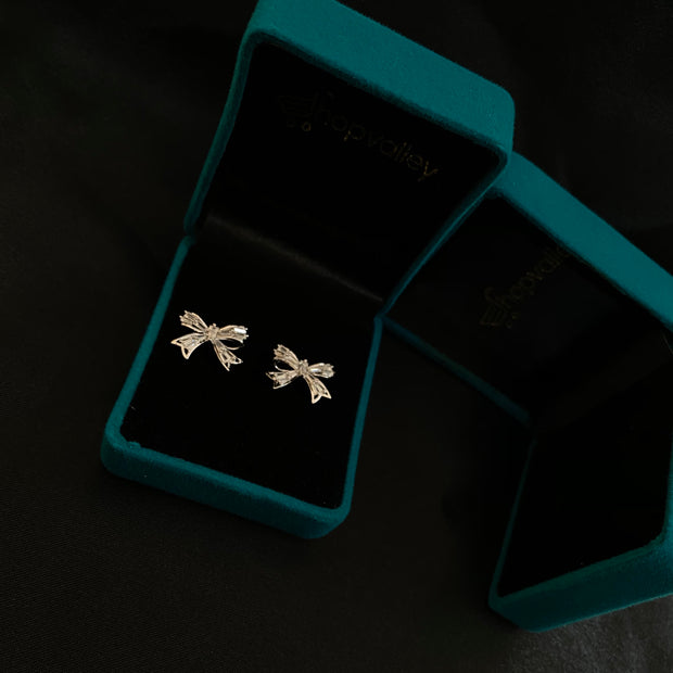 Bow Knot Studs Earrings