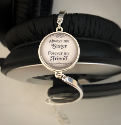 Friendship Bracelet With Silver Plating