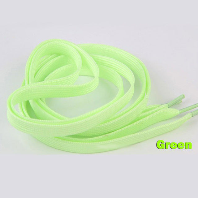 Glow In The Dark Fluorescent Shoelace