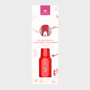 Cristalinas Colortherapy 125ml Red (No.3) - Red Violets