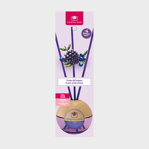 Cristalinas Sphere - Reed Diffuser 20ml - Fruits Of The Forest