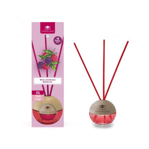 Cristalinas Sphere - Reed Diffuser 20ml - Berries