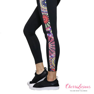 Sports / Yoga Pants </br> CHERRILICIOUS 民族風運動褲 - You Are What You Dress