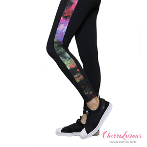 Sports / Yoga Pants </br> CHERRILICIOUS 星河系運動褲