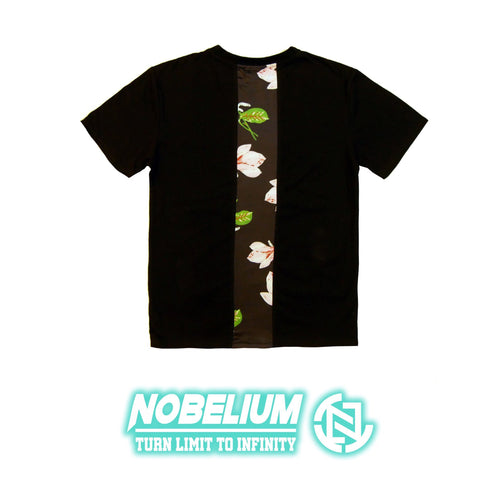 【Nobelium】自家品牌拼布Tee (黑粉花海) - You Are What You Dress