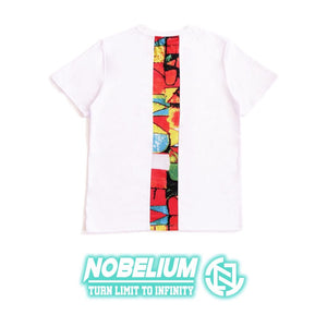 【Nobelium】自家品牌拼布Tee (幻彩玻璃) - You Are What You Dress