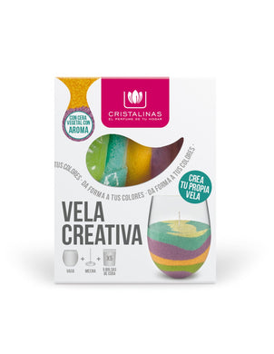Cristalinas Creative Candle Kit (NEW)