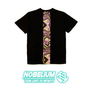 【Nobelium】自家品牌拼布Tee (暗花彩龍) - You Are What You Dress