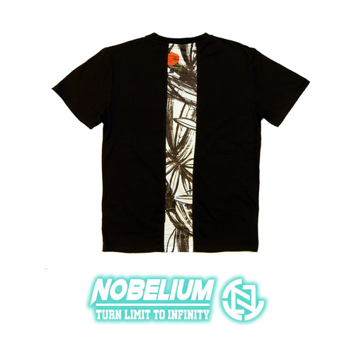 【Nobelium】自家品牌拼布Tee (黑白水墨) - You Are What You Dress