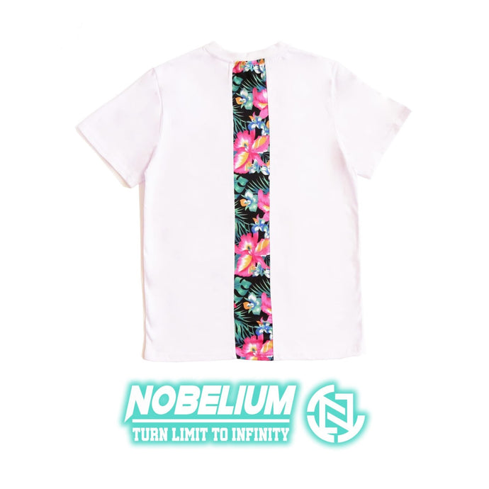 【Nobelium】自家品牌拼布Tee (迷紅花海) - You Are What You Dress