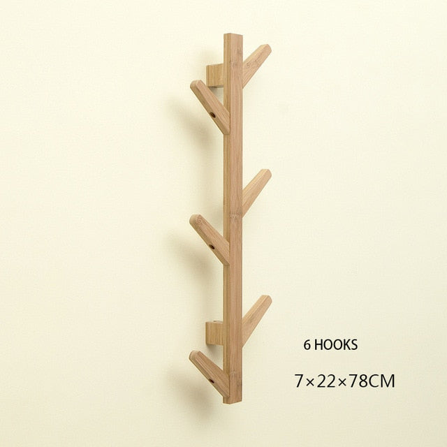 Wall Wood Hook