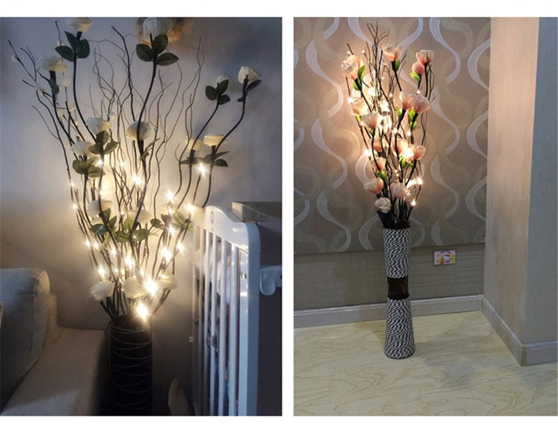 Led Light Floral