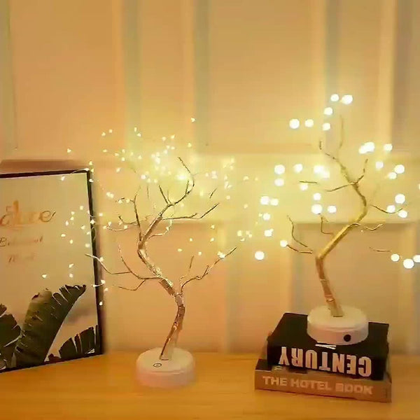 Night Light Tree
