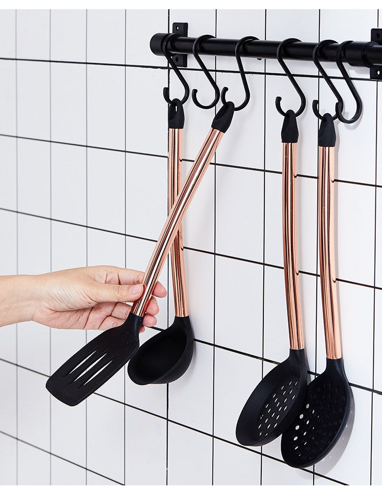 Cooking Utensils Silicone Set