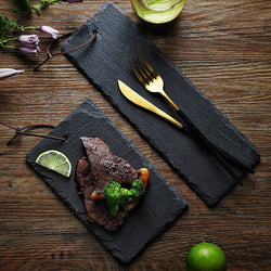 Natural Slate Dishes