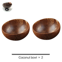 Natural Coconut Bowl