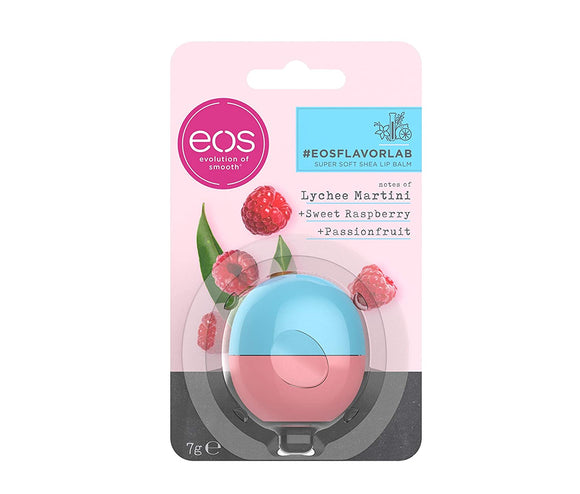 eos #eosflavorlab Lychee Martini Sphere, 7g
