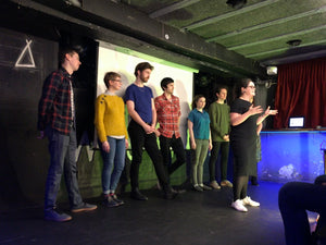 IMPROV COMEDY III: STARTING 7TH JANUARY