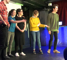 IMPROV COMEDY III: STARTING 7TH JANUARY (DEPOSIT ONLY)