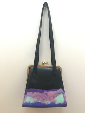 Melted Mermaid Handbag 9x3