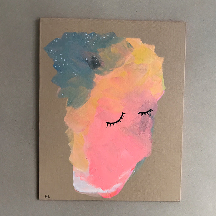 Feels Painting One: 8x10