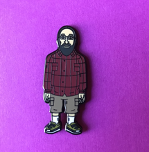 HarmonQuest: Spencer Pin worn on HarmonQuest and Maps!
