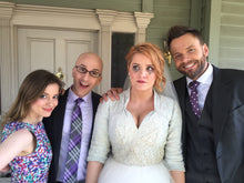 WEDDING DRESS from COMMUNITY + Script