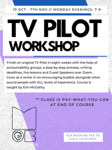 TV Pilot Course:  PAY-WHAT-YOU-CAN