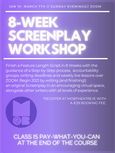 8-Week Screenplay (Begins 10th Jan)