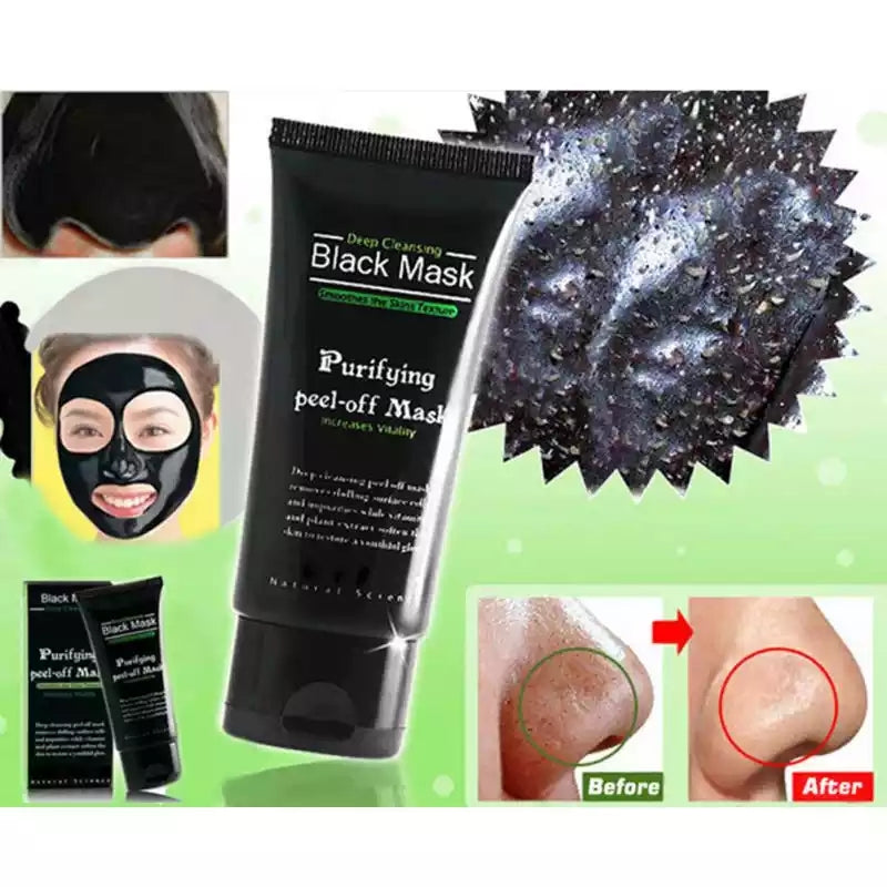 Brand New Blackhead Remove Facial Masks Deep Cleansing Purifying