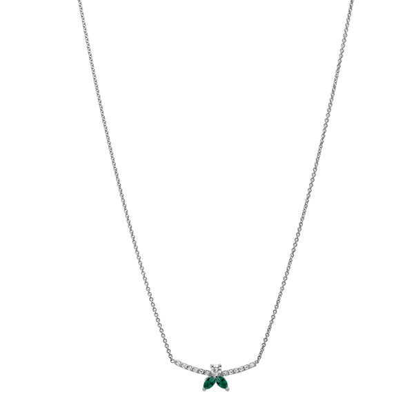 The Little Bee Collier Green- Medium