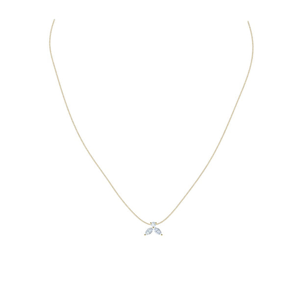 Collier Solitaire Athéna  CH-147