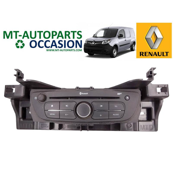 Autoradio CD GPS MP3 bluetooth Renault Kangoo 2 référence 281152687R BOUTIQUE MT-AUTOPARTS