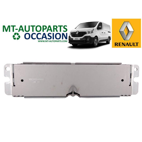 Autoradio multimédia CD GPS Renault Trafic 3 réference 281159066R BOUTIQUE MT-AUTOPARTS