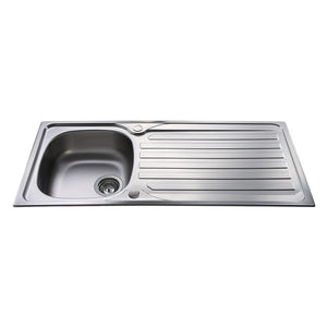 KA21 Single Bowl Sink
